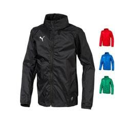Puma LIGA Casuals Padded Jacket Jr Puma Black 655625 3 Gr
