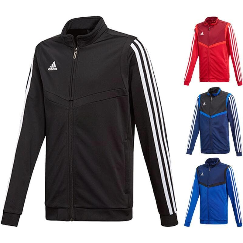 Teamsport 24 7 eShop   Adidas Tiro 19 Polyester Jacket