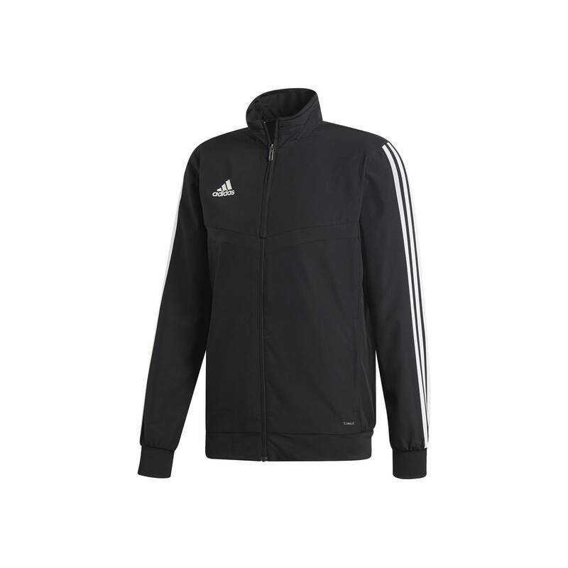Adidas tiro 19 presentation jacket › Schwarz & weiß (dj2591