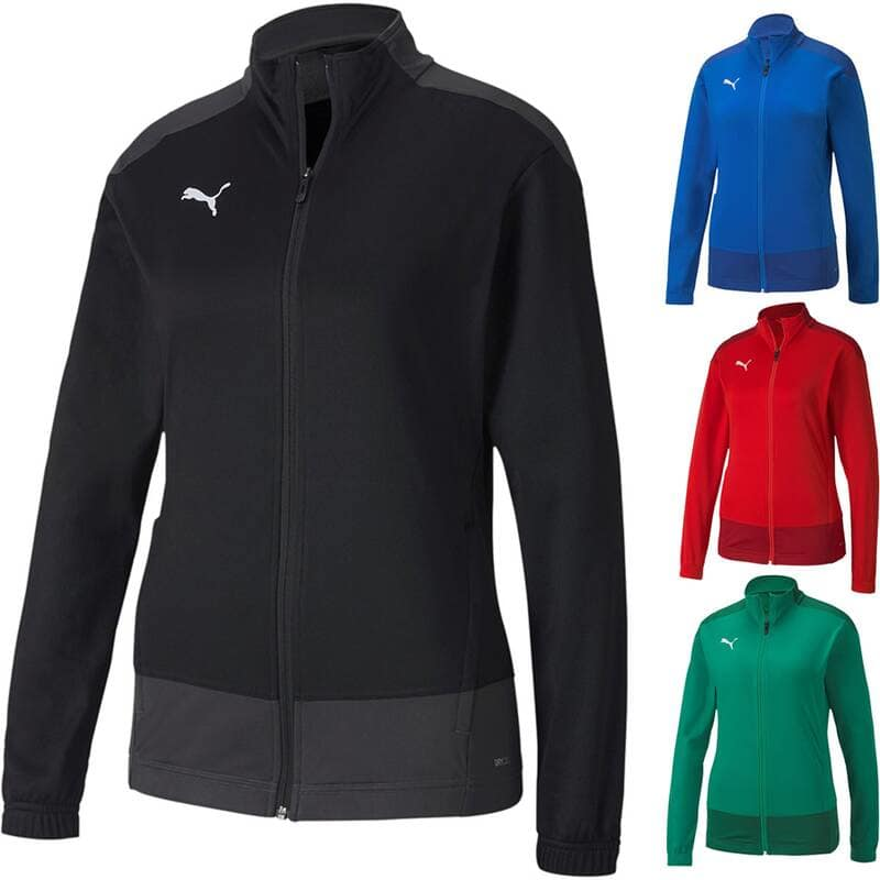Puma teamGOAL 23 Trainingsjacke Damen | FLYERALARM sports